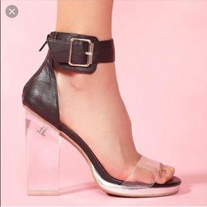 Jeffrey Campbell Soiree heels boots booties shoe